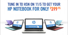 Don't Miss Your Chance! Get This HP Notebook At The Best Price! #IntelatHSN