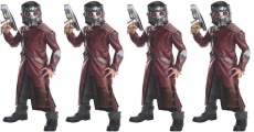 Cool! Rubie's Guardians of The Galaxy Deluxe Star-Lord Costume Only $3.14 SHIPPED!