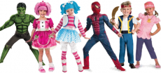 75% Off Halloween Costumes & Apparel (Prices Start At $1.49) at ToysRUs!