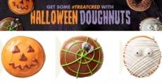 FREE Halloween Doughnut at Krispy Kreme Today!