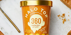 FREE Halo Top Ice Cream Pint!
