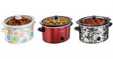 Hamilton Beach 3-Quart Slow Cookers Just $9.99 At Best Buy!