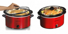 Hamilton Beach 5 Quart Portable Slow Cooker Just $13.54!