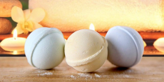 HanZa 8-Pack Bath Bomb Gift Set Just $2.12/Each!