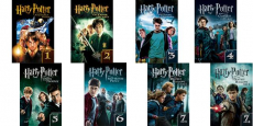 Harry Potter 8-Film Complete Collection 4K Digital Downloads only $50.00!
