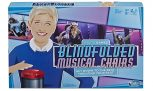 Hasbro Gaming Ellen's Games Blindfolded Musical Chairs Game