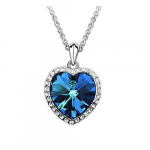 Heart of Ocean Necklace Just $1.39 Shipped!