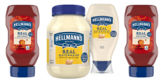 FREE Heinz or Hellman's Ketchup & Mayo!