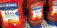 FREE Hellmann's Mayonnaise & Ketchup!