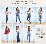 All Hollister Jeans Starting At $25.00 Plus Get Clearance 60% Off!