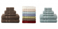 Home Expressions Bath Towels ONLY $2.54/Each!