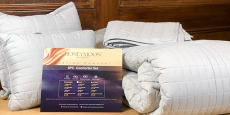 Honeymoon Home Fashions King Comforter 6-Piece Set!