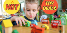 Save BIG On Today's Hottest Toy Deals!