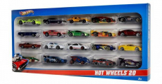 Easy Gift! Hot Wheels 20 Car Gift Pack Just $14.99!