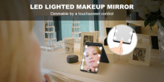HotLife LED Lighted Makeup Mirror Just $7.94! Reg $14.99!!!