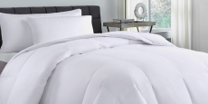 Hotel Suite Down Comforter ANY Size just $47.99 (reg $180)