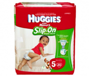 Huggies Little Movers Jumbo Packs of Diapers Only $1.24 at CVS!