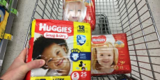 Huggies Super-Pack Diapers ONLY $17.29/Each!
