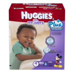 $5.00 Off Huggies Diapers And Wipes With These Printable Coupons!