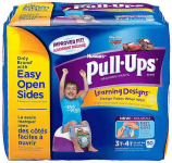 Walgreens: Get The Big Pack Of Huggies Pull-Ups Only $16.49 Starting 12/6! Diapers Only $17.99!