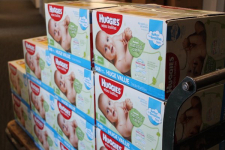 Wow! Huggies Donates 22 Million Wipes In Response To Need!