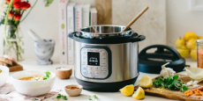 Instant Pot Ultra 6-Quart 10-in-1 Programmable Pressure Cooker Just $99.96 Shipped!