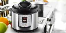 Instant Pot Lux 6-in-1 Pressure Cooker ONLY $49.00 Shipped! (Reg $80)