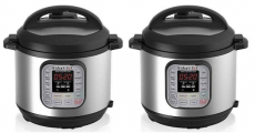 Amazon: Stainless Steel Instant Pot 7-in-1 6qt Programmable Pressure Cooker Only $79.00 Shipped!
