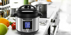 Instant Pot Ultra Mini 10-in-1 Programmable Pressure Cooker Just $79.95 Shipped!