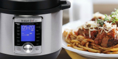 Instant Pot Ultra 6-Quart 10-in-1 Programmable Pressure Cooker Just $109.99 Shipped!
