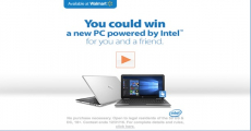 There's Still Time To Win A New Laptop! #WMExperienceIntel
