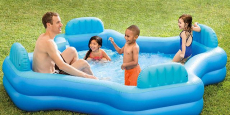 Intex Inflatable Swim Center Family Lounge Pool Just $39.97 Shipped!