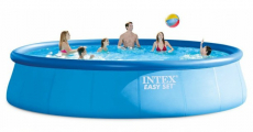 Amazon: Intex 12ft X 30in Easy Set Pool With Filter Pump Just $55.52 Shipped!