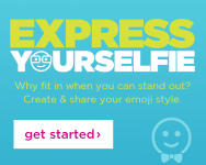 JCPenney Express Your Selfie Instant Win Game- Win a $10 or $25 Gift Card or a 20% off Coupon!