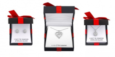 Valentine's Day Diamond Jewelry Just $20.00 At JCPenney! (Reg $125)