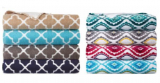 JCPenney Home Bath Towels As Low As $3.00/Each!