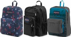 JanSport Backpacks Starting At $28.79/Each At Kohl's!