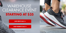 New Balance Shoes Starting at $35.00 + Clearance Deals!