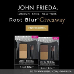 Enter To Win The John Frieda Root Blur Giveaway! Over $1000 In Prizes!