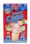 Joy Jumbo Ice Cream Cones Just 45¢ after Coupon and Rollback Sale!