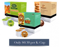 HOT! K-Cups Only $.30 Each from Kohl's!