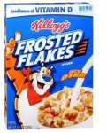 Frosted Flakes Cereal $1.99 (REG $3.99)