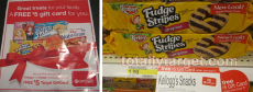 FREE $5 Target Gift Card with Kellogg's or Keebler Purchase