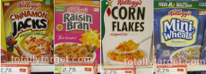 Kellogg's Cereals As Low As $1.18 at Target
