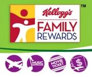 Score 50 Free Kellogg's Family Rewards Points!
