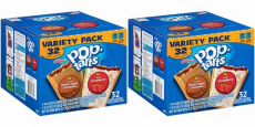 Kellogg's Pop-Tarts 32-Count Variety Pack Just $6.79 Shipped!