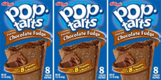 Kellogg's Frosted Fudge Pop-Tarts ONLY $0.33/Box!