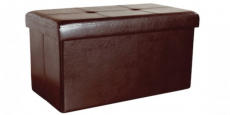 Kennedy Home Collection Storage Ottoman Only $40.79! Reg $100!