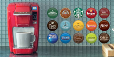Keurig K15 Single-Serve Brewer Only $41.99 Shipped! (Reg $100)