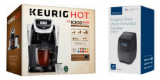 Keurig K200 Coffee Maker $89.99 Shipped + Free Bluetooth Speaker + Free $20 Gift Card!